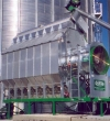 Зерносушилка Sukup с одним вентилятором