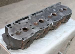 Головка блока цилиндра (ГБЦ) ЯМЗ-236