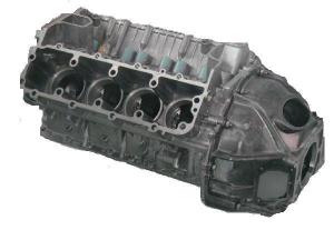 Блок двигателя ЯМЗ-238