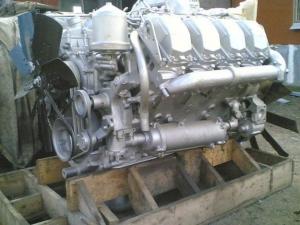 Двигатель к самоходному шасси Т-16