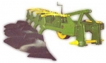Плуг 4-х корпусной ПГП-4-40-2А с корпусами ОК к тракторам БЕЛАРУС-1221