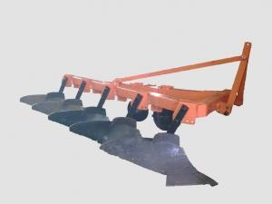 Плуг 5-ти корпусный модульный универсальный навесной (с левосторонним и правосторонними корпусами)