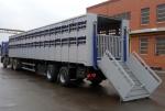 Полуприцеп-скотовоз