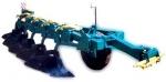Плуг 5-ти корпусный полунавесной ППЗ-5-40К с корпусами ОК к тракторам БЕЛАРУС-1522