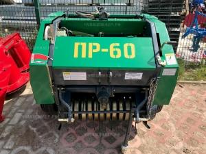 фото Пресс-подборщик ПР-60 для минитрактора