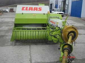 Пресс-подборщик тюковый Claas Markant 55