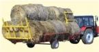 Прицеп-тюковоз  ПТ-10