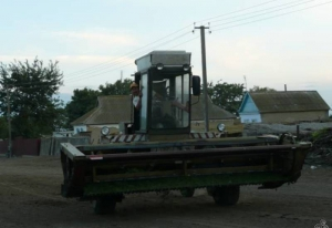 Комбайн кормоуборочный Немка Е-302