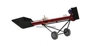Конвейер винтовой передвижной KSM-185-3,6