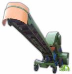 Ковшовый шнековый погрузчик Р6-КШП-15