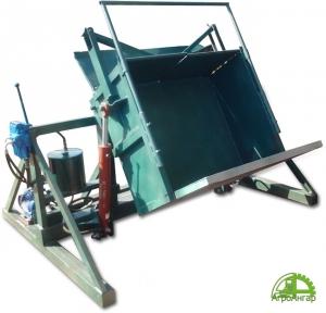 Опрокидыватель контейнеров (ящиков) для овощей ОК-1