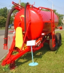 Машина для внесения жидких органических удобрений РЖТ-4М