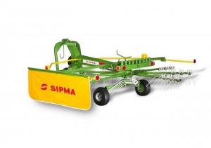 Грабли ворошилки SIPMA ZK 450 WIR