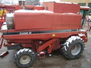 Комбайн зерноуборочный CASE IH 2188
