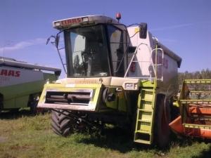 Комбайн зерноуборочный CLAAS LEXION 460 3D 7.5 V