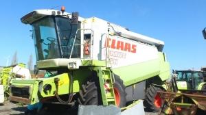 Комбайн зерноуборочный CLAAS Lexion 450