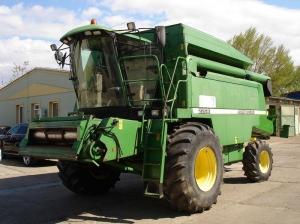 Комбайн зерноуборочный
