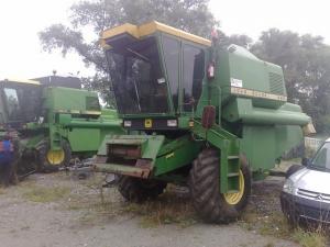 Комбайн зерноуборочный JOHN DEERE 965 H