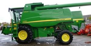 Комбайн зерноуборочный John Deere C670i