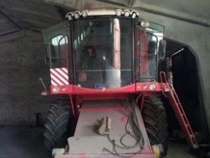 Зерноуборочный комбайн Laverda 2050
