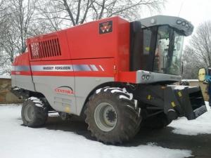 Комбайн зерноуборочный MASSEY FERGUSON 7280 Centora