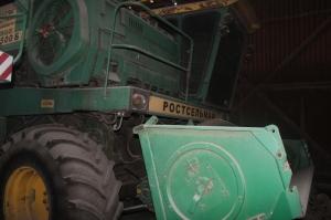 Комбайн зерноуборочный Дон 1500Б