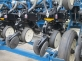 Сеялка KINZE 3650 прикатывающие колеса
