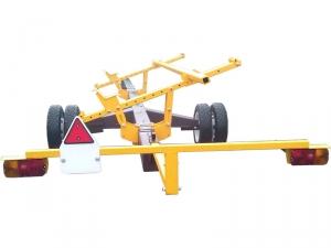 Универсальная тележка для транспортировки жаток Carrello 4-8 м
