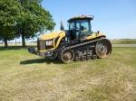 Трактор гусеничный CATERPILLAR CHALLENGER MT865B