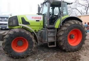 Трактор колесный CLAAS Atles 946