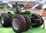 Трактор колесный DEUTZ-FAHR X 720
