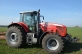 Трактор колесный MASSEY FERGUSON 8480