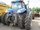 Трактор колесный NEW HOLLAND