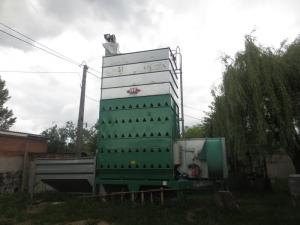 Зерносушилка передвижная