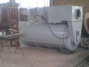 Сепаратор виброцентробежный БЦС-25