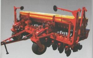 Сеялка прямого посева BERTINI 32000 DCF 9,6