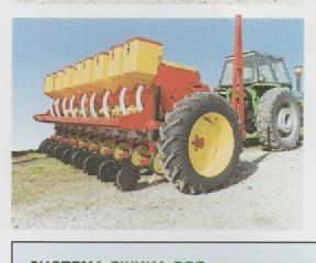 Сеялка прямого посева BERTINI 8000 DCF