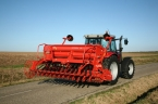 Сеялка зерновая