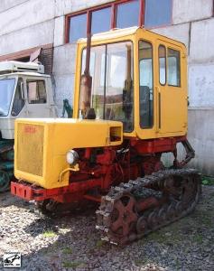 Гусеничный трактор Т 70