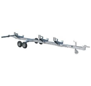 Тележка для перевозки жаток N50B-X GRANO