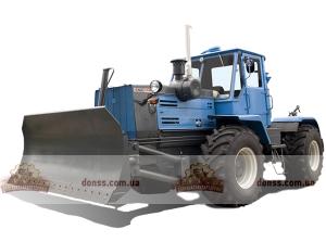 Трактор ХТЗ-150К-09-25 с бульдозерным отвалом