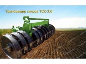 фото Трамбовщик силоса ТСК-3,0