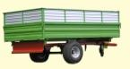 Прицеп тракторный ТСП-6т