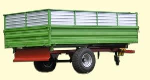 Прицеп тракторный одноосный