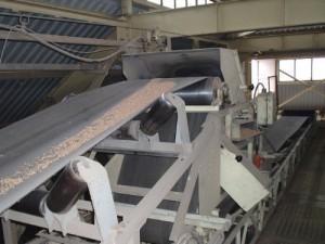 Комплекс для загрузки зерносклада У13-УКЗ L=62 м