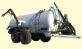 Машина для воды и редких органических удобрений с насосом