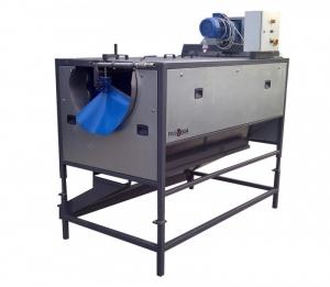 Полировочная U-образная машина MW
