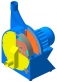 Зернодробилка роторная ДКР-0,5
