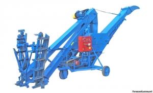 Загрузчик зерна самоходный ЗЗС-60